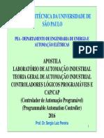 Apostila Introdução a Automação Industrial e Linguagens de Programação de Controladores Programáveis