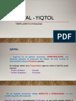 Qatal - Yiqtol