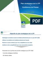 Plan Strategique Lfp Conference Presse 25 Avril 2017