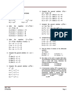 Assignment-11 de Questions