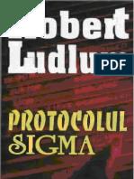Robert Ludlum - Protocolul Sigma v.1.0