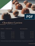 Chocolates Caseiros Terezinha