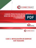 Ppt Revaluación CASOS en Módulo Web Santa Cruz 22.10.2015