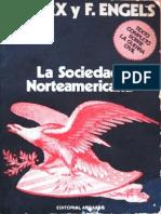 C Marx y F Engels La Sociedad Norteamericana.pdf
