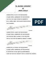 EL MUNDO SONORO.docx