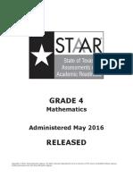 staar-g4-2016test-math-f  8