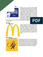 Logotipos y Eslogans de Marcas