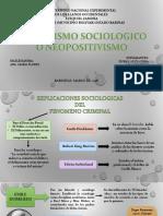 Positivismo Sociologico o Neopositvismo