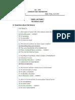 Mr Fourier - Integrated Task