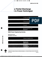 1291 Guide for Partial Discharge Measurement Power Swtgear