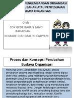 Budaya organisasi Sap 6