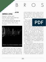 Arte Contemporáneo en América Latina
