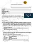 Application Form for CSWIP 5 Year Renewal (Overseas) With Logbook