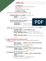 Comparative and Superlative_ Level 3 Unit 5