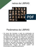 Parametros Da LIBRAS