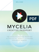 Mycelia Creative Passport