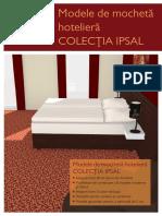 IPSAL Modele de Mocheta Hoteliera COLECTIA