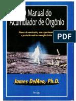 Manual Do Acumulador Orgonico James Demeo All a4