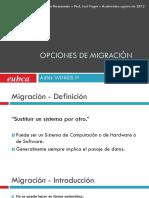 Adios Winisis Migracion