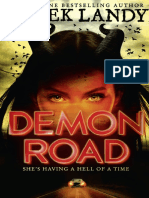 Demon Road Derek Landy