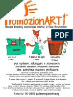 PromozionARTi Personal Branding Creativo Esperienziale Paola Bonavolonta