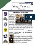 Y.O.U. March News Letter