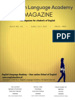 English Language Academy Magazine June July 2017