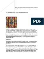 RESEÑA - La Didajé o Didache