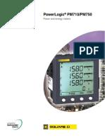 PM710 Energy Meter