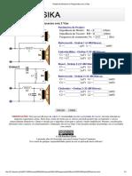 Projeto de Divisores e Frequencias com 2 Vias (2117Hz).pdf
