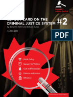 Macdonald-Laurier Institute Justice Report Card
