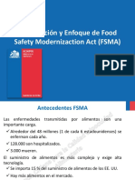Introduccin y Enfoque de Food Safety Modernizaction Act -s.301 Fsvp Version Final