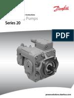 Series 20 Axial Piston Pumps Service Manual