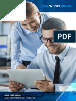 MBA Executivo Gerenciamento de Projetos 2017