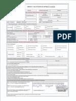 Anexo IV - Solicitação de Vistoria e Ligação (UP IEMA ITAQUI BACANGA)
