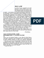 The Interhandel Case_ Switzerland v. United States