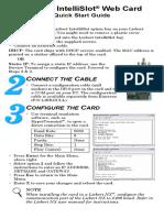 Configurar IP en UPS NX LIEBERT