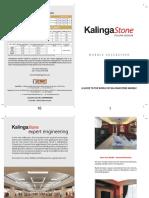 Kalingastone Marble Installation Manual