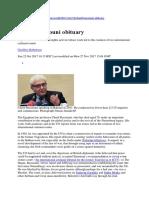 Guardian Cherif Bassiouni Report Genocide