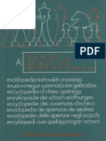Enciclopedia de Aperturas de Ajedrez A