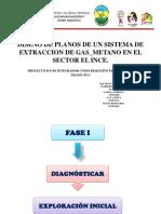 Diseño de Planos de Un Sistema de Extraccion