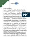 Starboard Value LP Letter to NWL Shareholders 03.05.2018