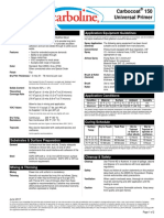 Carbocoat 150 Universal Primer PDS