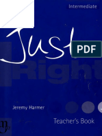 Just Right Intermediate Teacher's Book.pdf