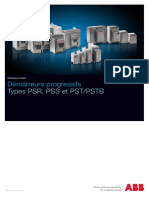 Catalogue Démarreurs Progressifs 2009