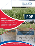 Buckwheat Project Completion Report 2016-18