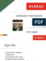 Liderazgo en La Comunicación de Riesgos -RIMAC