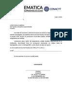 Formato RR RTQS Investigadores