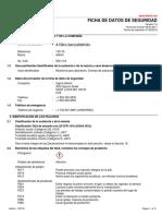 Hoja de Seguridad 4-Nitro-benzaldehido
