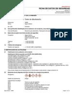 Hoja de Seguridad Dibutyltin(IV) Oxide